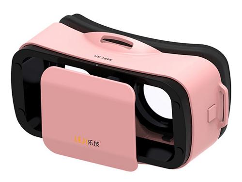 Стильный пластиковый VR Box